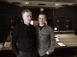 Recording with Mick Harvey