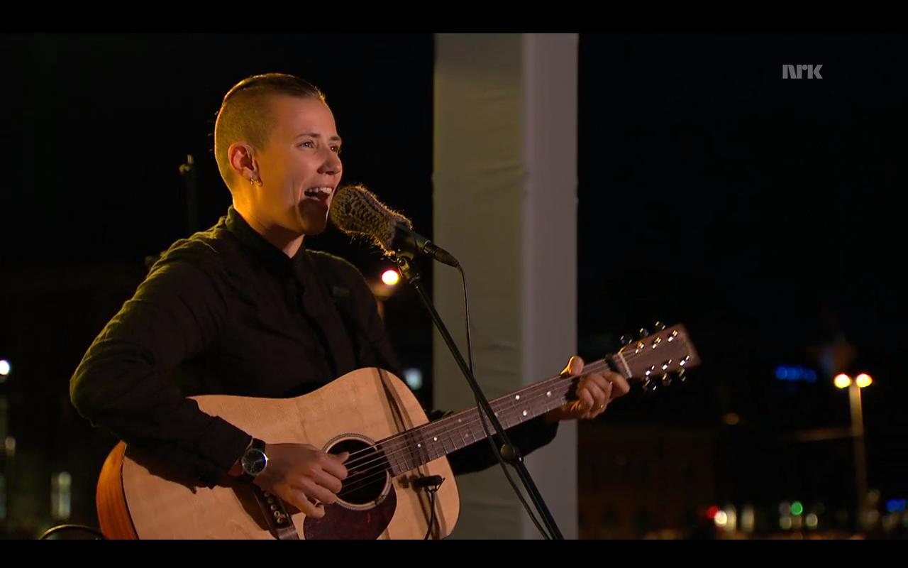Live TV-performance