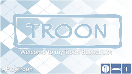 My Troon Bucket List
