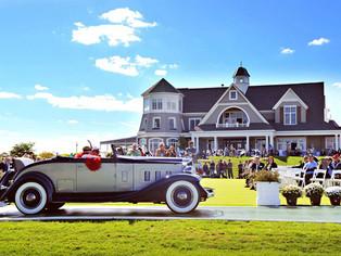 Thousands Flock to Canada's Most Prestigious Concours d'Elegance