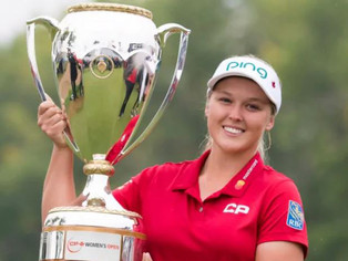 Henderson Makes History, Captures 2018 CP Women's Open