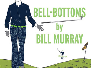 If One Man Can Bring Back Bell-Bottoms, It's Bill Murray.