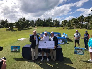 Simon Lilly wins the inaugural BERMUDA 3s presented by Goslings
