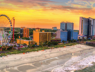 Myrtle Beach, South Carolina Celebrates Canadian Visitors for the 58th Year!