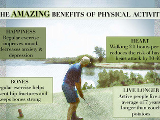 8 Major Reasons Playing Golf Is Healthy For The Body