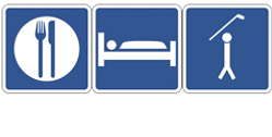 Eat Sleep Golf Logo