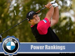 BMW Championship - Power Rankings