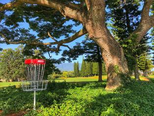Princeville Makai Golf Club Unveils New 18-Hole Disc Golf Course - The Mauka Course