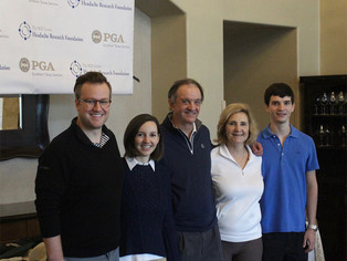 Over $300,000 Raised for Headache Research at Charity Golf Tournament on Oct. 15 by The Will Erwin H