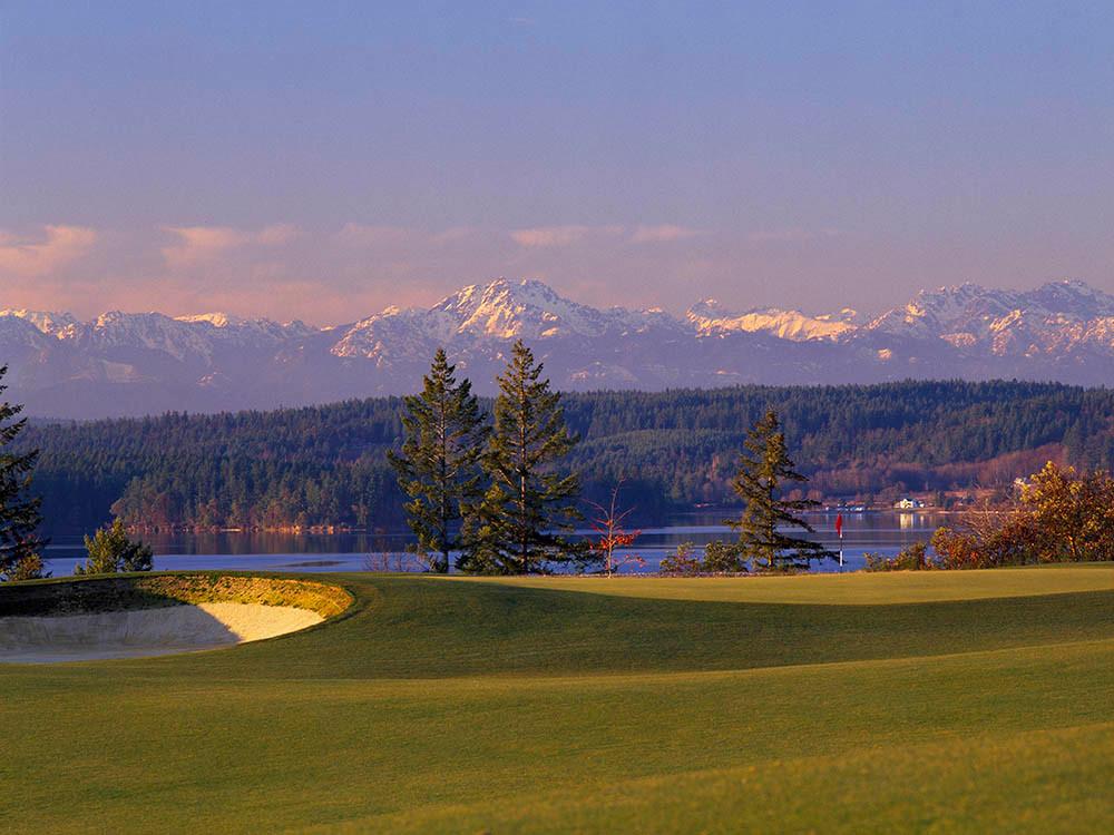 Home Course. Photo credit: Washington State Golf Association