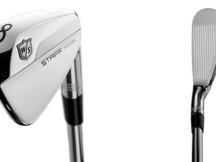 Wilson Golf Announces New Redefined Staff Model Irons