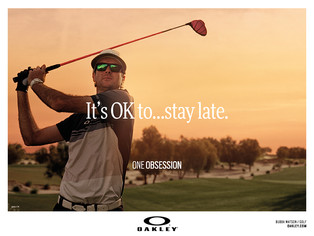One Obsession: Bubba Watson