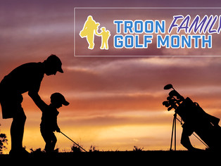 """July is """"Family Golf Month"""" at Troon-Managed Courses"""