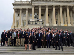 WE ARE GOLF Hosts Ninth Annual National Golf Day on Capitol Hill