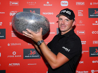 Wallace Makes it a Hat-Trick in Denmark
