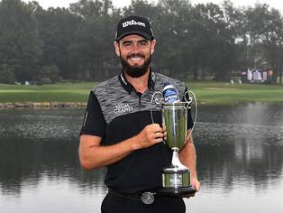 Merritt Wins Rain-Delayed Barbasol Championship to Knotch his Second PGA Tour Win of his Career
