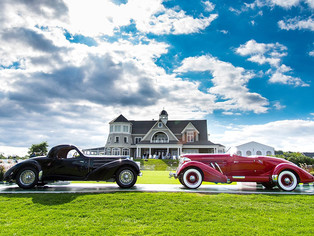 Cobble Beach Concours d'Elegance Named in Top 100 by Festivals & Events Ontario