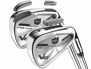 Wilson Golf Launches FG Tour F6 Irons