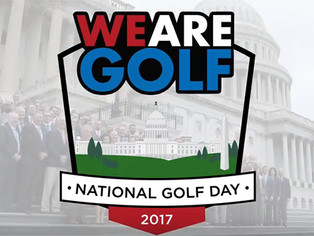 National Golf Day 2018 Set for April 25 in Washington, D.C.