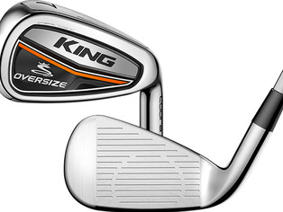 Cobra Golf Re-Introduces Iconic King Oversized Irons