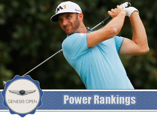 Genesis Open - Power Rankings