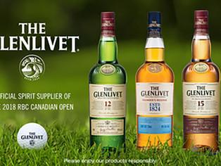 The Glenlivet Renews Partnership with Golf Canada