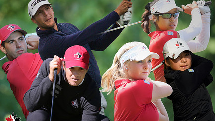 Golf Canada Names 2018 World Amateur Teams