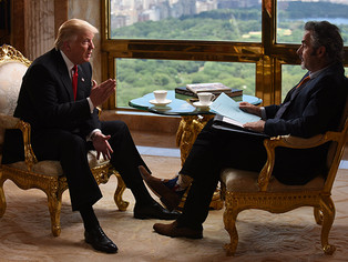 Feherty to Feature New Exclusive Interview with Donald Trump