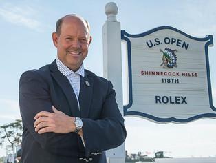 Q & A with USGA CEO Mike Davis