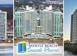 Myrtle Beach Seaside Resorts Announces 'Bucket List Golf Package'