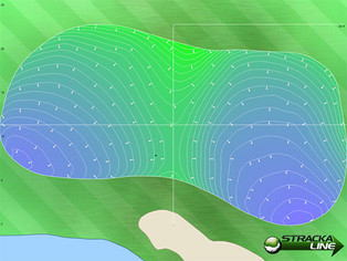 Atlanta's Druid Hills Golf Club Begins Using StrackaLine's Cutting Edge Hole Location Software