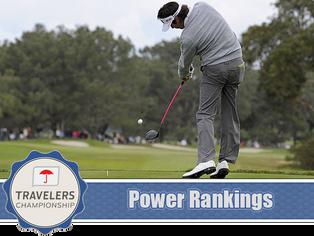 Travelers Championship - Power Rankings
