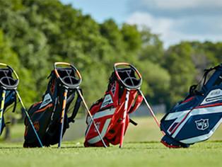 Wilson Unveils New eXo Golf Bag Line