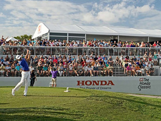 PGA National Resort & Spa Welcomes Huge Crowds for PGA TOUR Honda Classic
