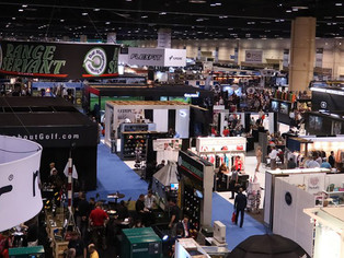 """The 65th PGA Merchandise Show, the """"MAJOR of Golf Business,"""" Brought the World of Golf Tog"""