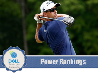 Dell Technologies Championship - Power Rankings