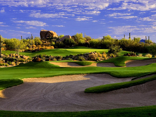 Troon North Golf Club's Pinnacle Course to Reopen October 5th Following Four-Month Enhancement P