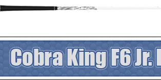 Play Like a King with Cobra Golf's New King F6 Jr. Driver