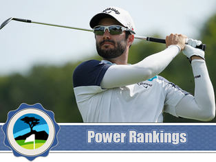 AT&T Pebble Beach Pro Am - Power Rankings