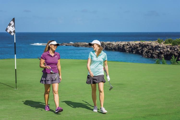 Troon Women's Golf Month