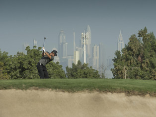 Final Rolex Series Event of 2018 Welcomes Europe's Pre-Eminent Golfers to Dubai