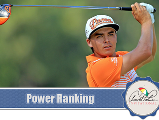Arnold Palmer Invitational - Power Ranking