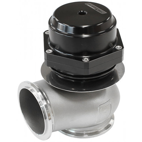 60mm External Wastegate - Black Finish 14psi (1 Bar)