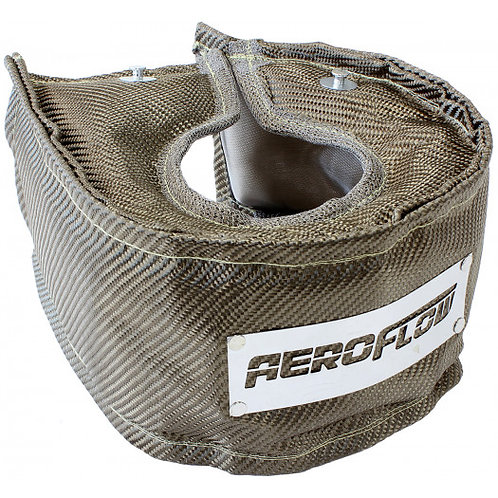Titanium Turbo Bag / Blanket - Suit T04 & GT42 External wastegate