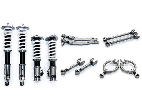 TSD COILOVER AND ARM KIT - S13/180SX