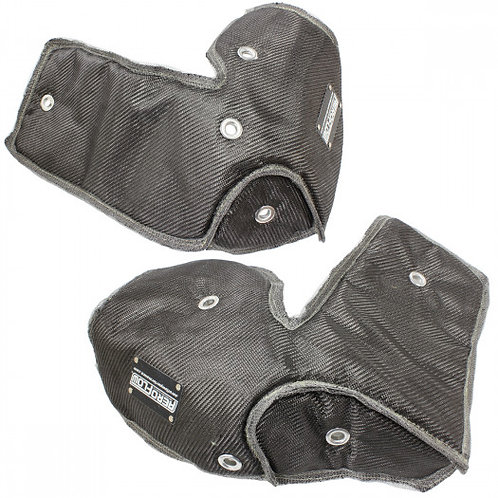 Carbon Turbo Bag / Blanket - Suit Nissan R35 GTR VR38 (Pair)