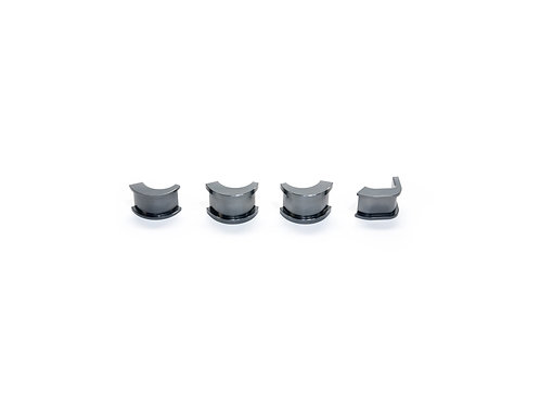 TSD SOLID  STEERING RACK BUSHES - S14 / S15