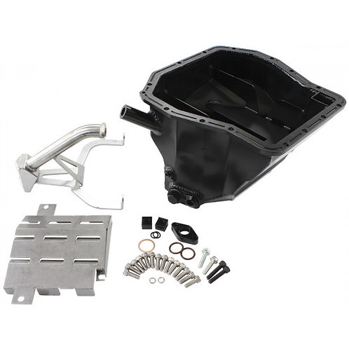 Fabricated Race Oil Pan - Subaru WRX EJ20 & EJ25, 5.75L with Baffle, Mounting Ha