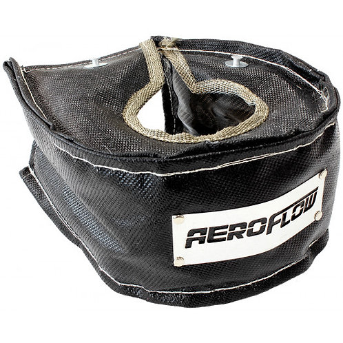 Turbo Bag / Blanket (Black with Logo)  - Suit T04 & GT42 External Gate