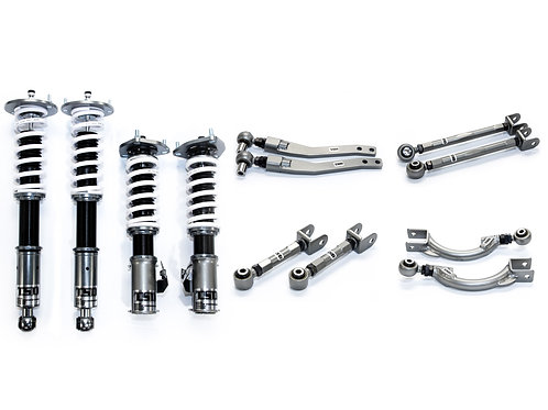 TSD COILOVER AND ARM KIT - S14/S15
